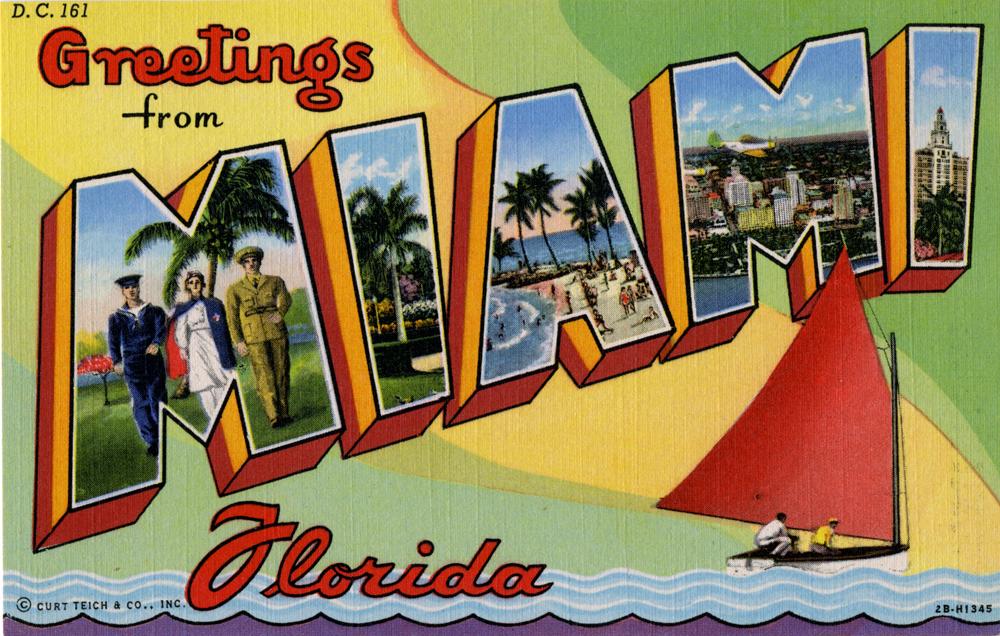 Atractii turistice in Miami