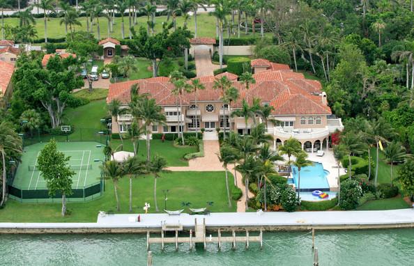 Unde locuiesc celebritatile in Miami