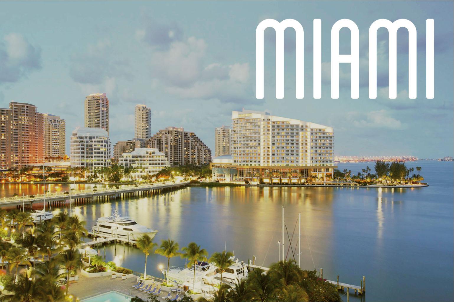 Ce preferi: Miami sau Bucuresti?