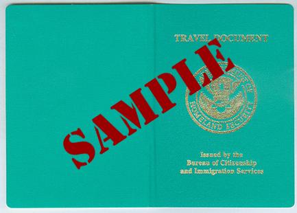 Re-entry Permit pentru detinatorii de Green Card
