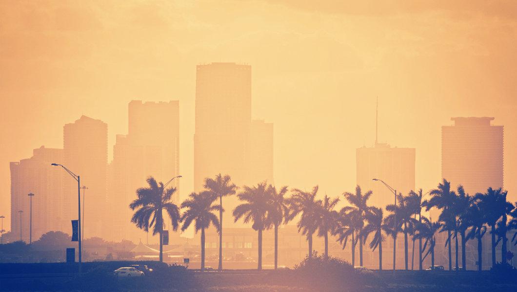 Calatoreste ca un star in Miami