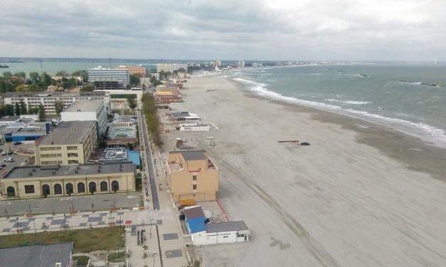 Starea litoralului romanesc in 2016